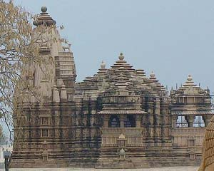 Central India Temples